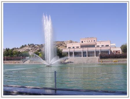 عکس های زیبا از پارک کوهسنگی مشهد در یک روز زیبا